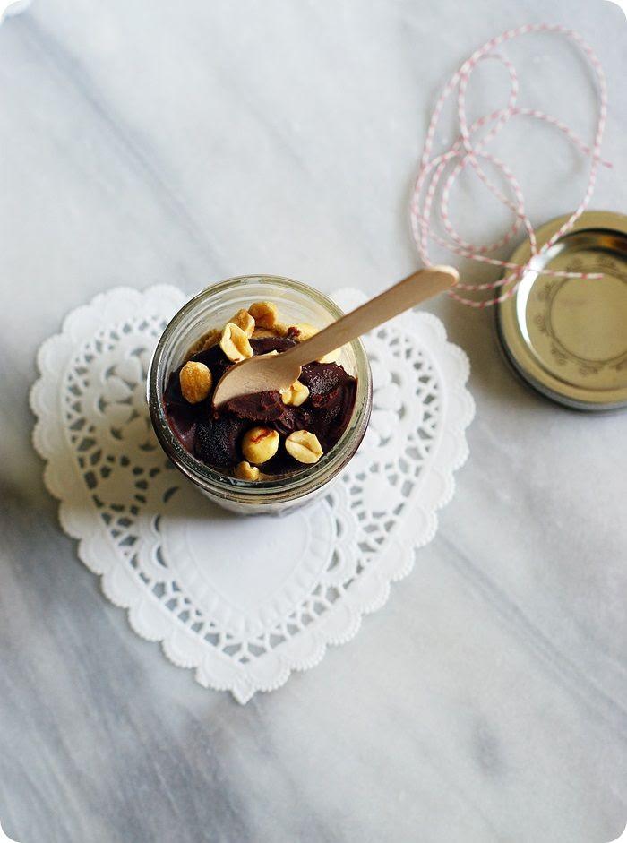make-ahead ice cream sundaes ::: bake at 350 blog