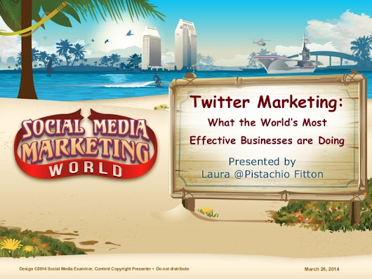 Twitter Marketing: What the World's Most Effective Businesses Are D...