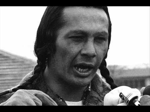 For the World to Live Columbus Must Die. - Russell Means - YouTube