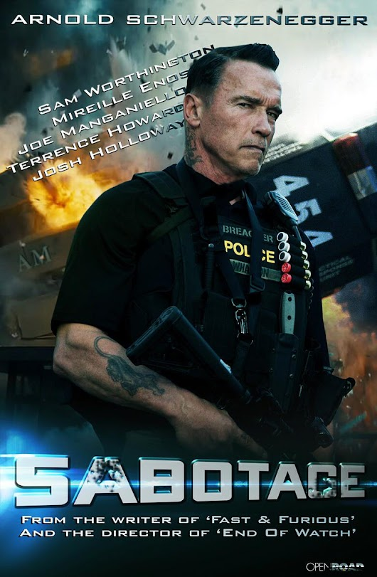 Film Review: Sabotage