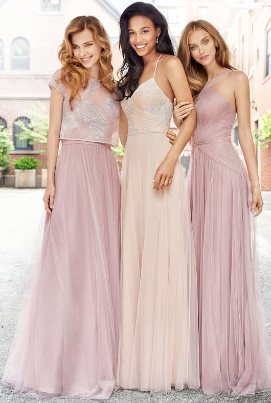 Hayley Paige Occasions Bridesmaid Dresses for 2018 | Dress for the Wedding
