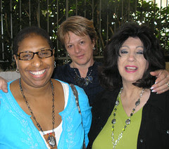 Janet, Billy and Joan: Art is You!