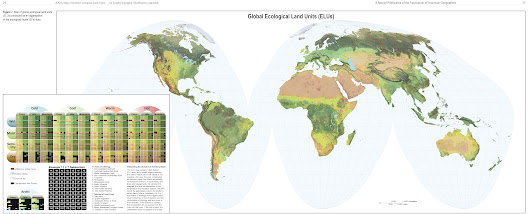New Map Shows the World's Ecosystems in Unprecedented Detail | WIRED
