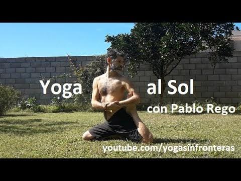 Yoga al Sol