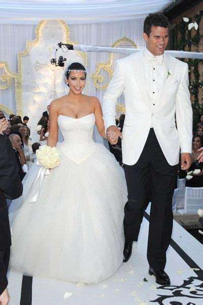 On our list of most extravagant celebrity weddings: The