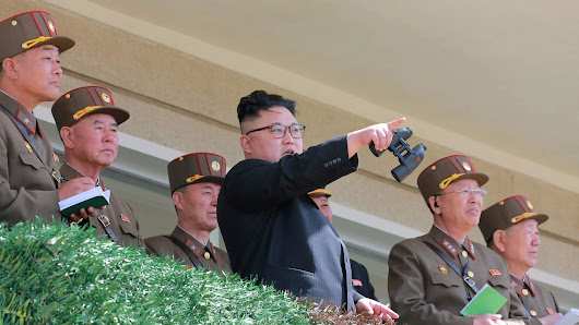 North Korea defiantly attempts another missile test, but launch ends in failure