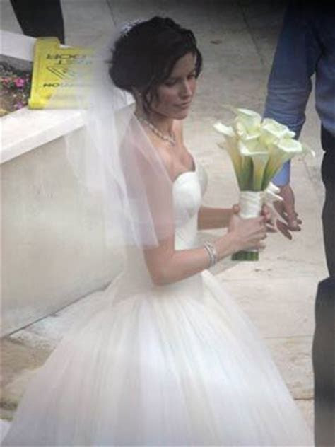 Which wedding dress; Sophia/Brooke Poll Results   One Tree