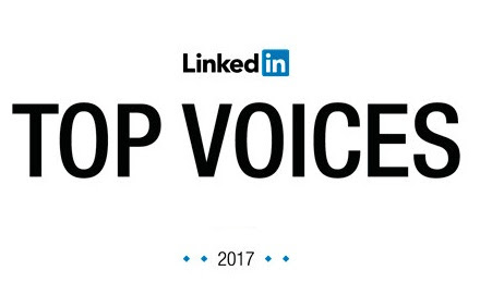 LinkedIn reveals the most influential voices of 2017 | Netimperative - latest digital marketing news