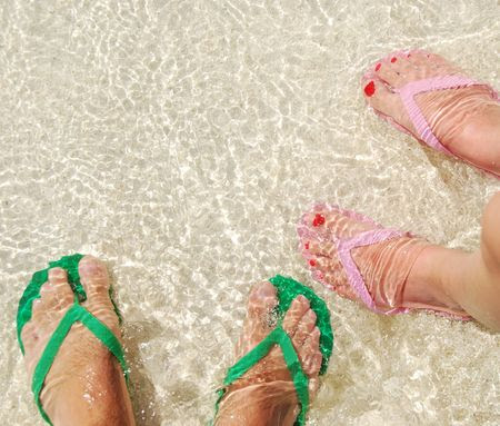 2 Sensible Ways to Stay Safe in Flip Flops - Montgomery Foot Care Specialists