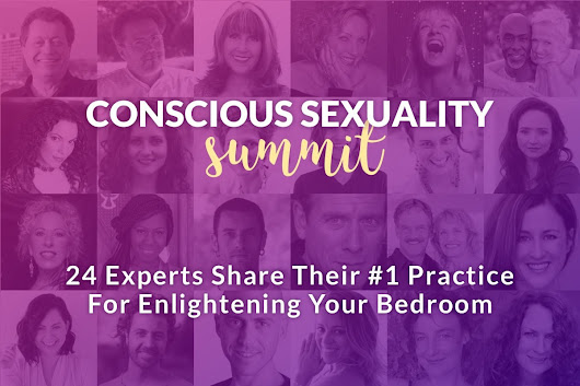 Conscious Sexuality Summit – Hosted by Omooni