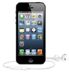 El nuevo iPhone 5.