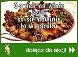 Kulinarny garnek na winie czyli co się nawinie to w garnku :)
