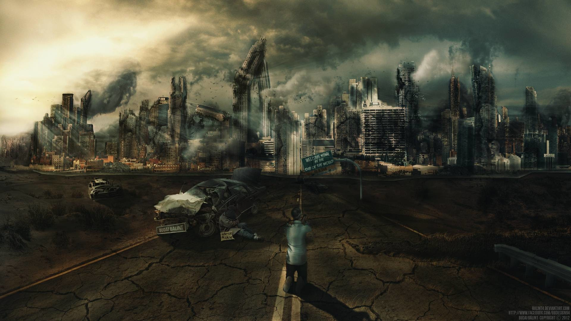 End Of The World Wallpaper 73 Images