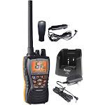 Cobra Mr HH500 Flt BT Floating 6W VHF Radio Bluetooth