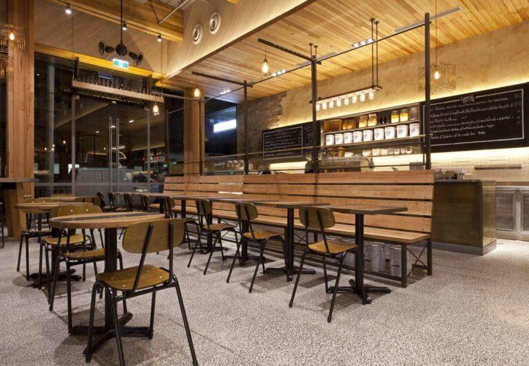 48+ Konsep Desain Dinding Cafe Kopi Sederhana, Desain Cafi1/2