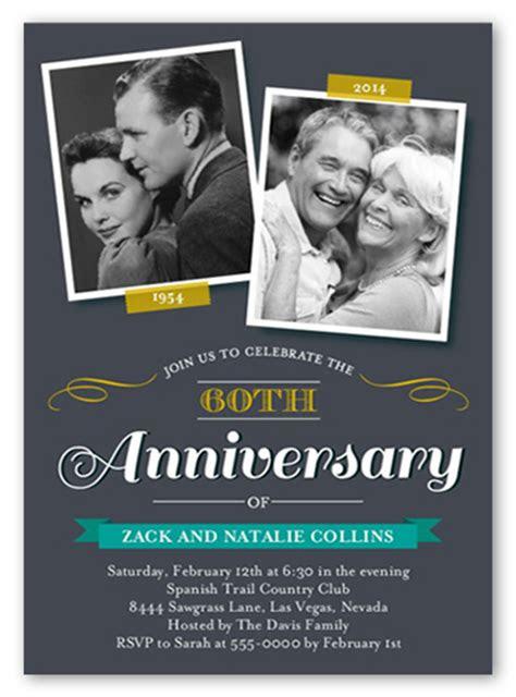 sweet times  invitation wedding anniversary