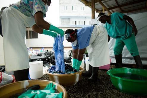 Ebola provoca crise alimentar na África ocidental