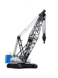 Sumitomo Luncurkan Crawler Crane SCX1800A-3 oleh - bekominihitachi.xyz