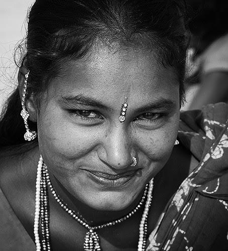 tribal beauty of india - maha kumbh by firoze shakir photographerno1