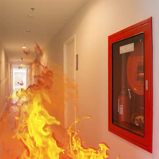 Active Fire Protection vs. Passive Fire Protection - Fire Control Systems