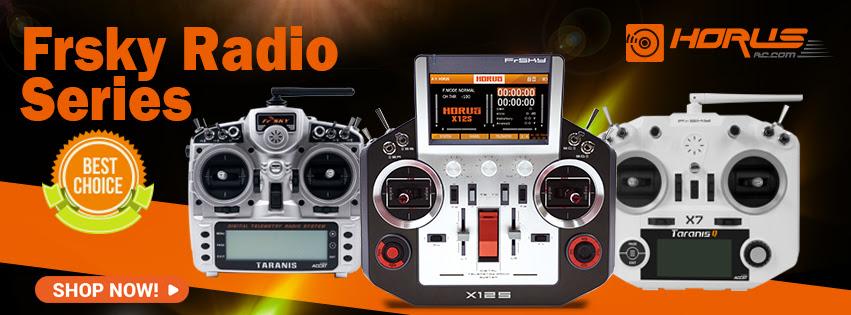 FrSky Radio