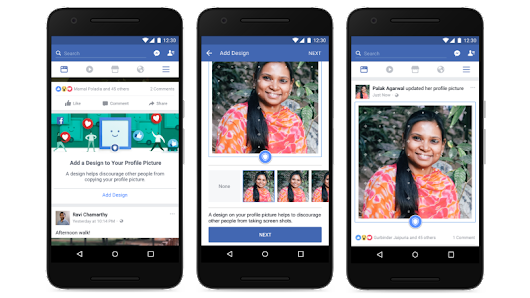 Facebook Gives Users in India More Control Over Their Profile Pictures