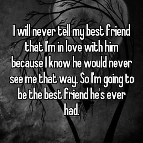 This Is Why I'll Never Tell My BFF My I'm Secretly In Love