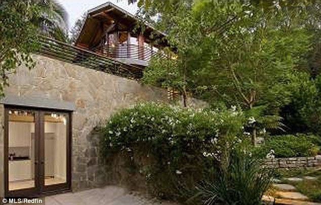 Inside the stunning Hollywood Hills 'treehouse' home of new ...