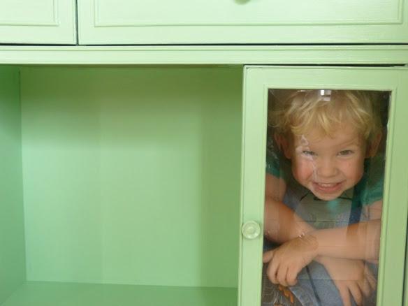 New favorite hiding place