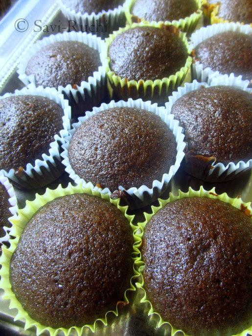 vegan chocolate cup cakes