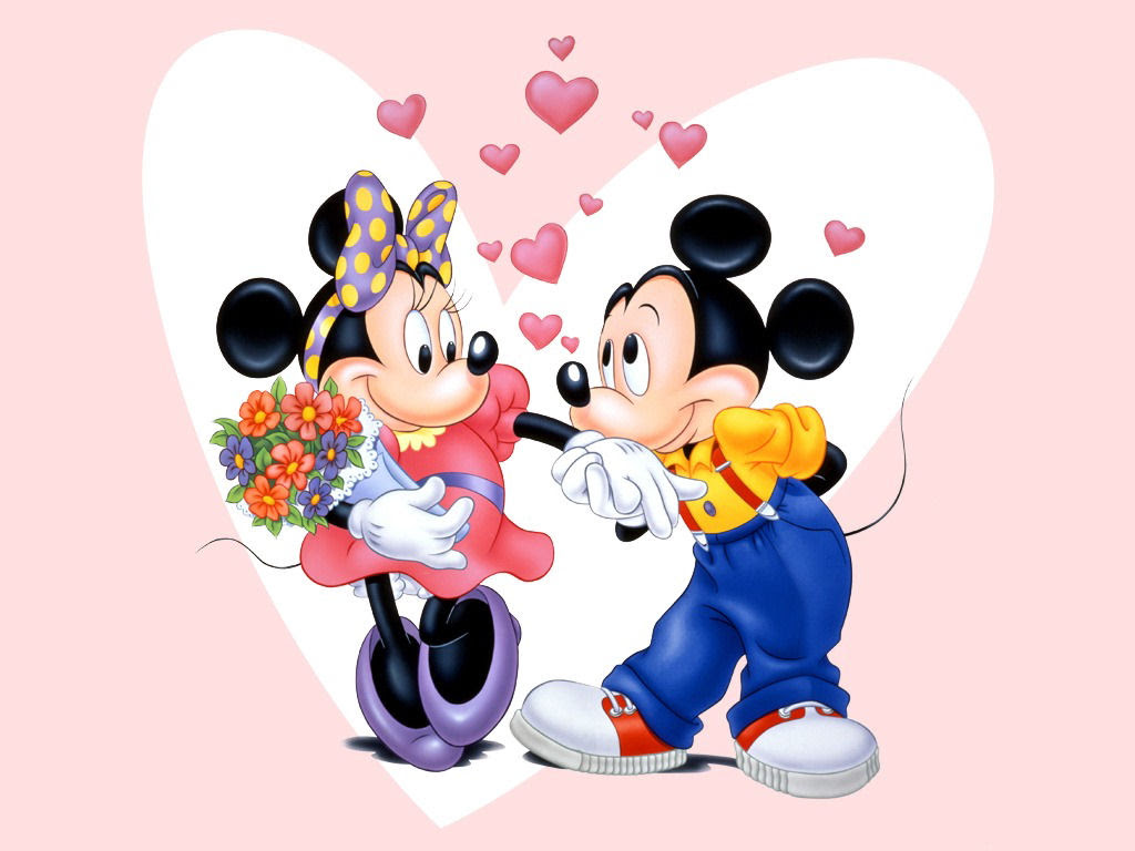 Free Mickey Mouse And Minnie Mouse Download Free Clip Art Free