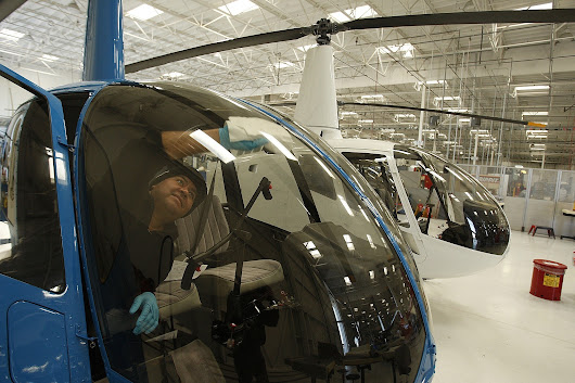 NTSB urges fix on Robinson helicopter fuel tanks after fatalities