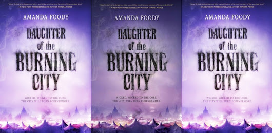 Daughter of the Burning City Review