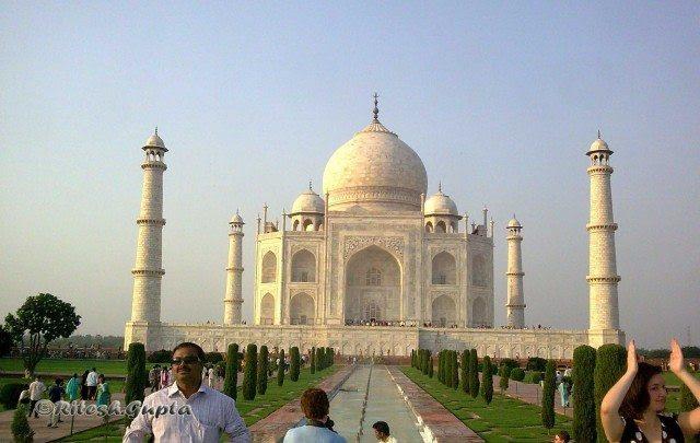 Tajmahal (click on for large pic)