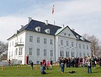 The royal palace in Århus