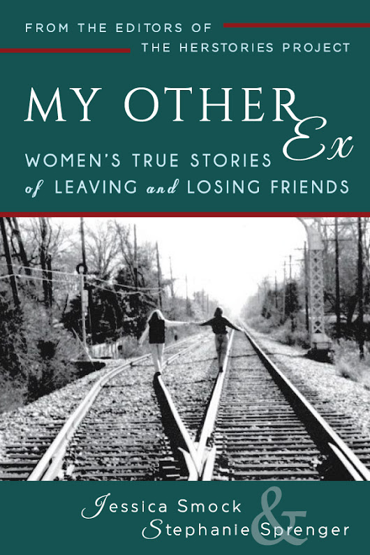 Have You Seen the Cover of Our New Book, My Other Ex?