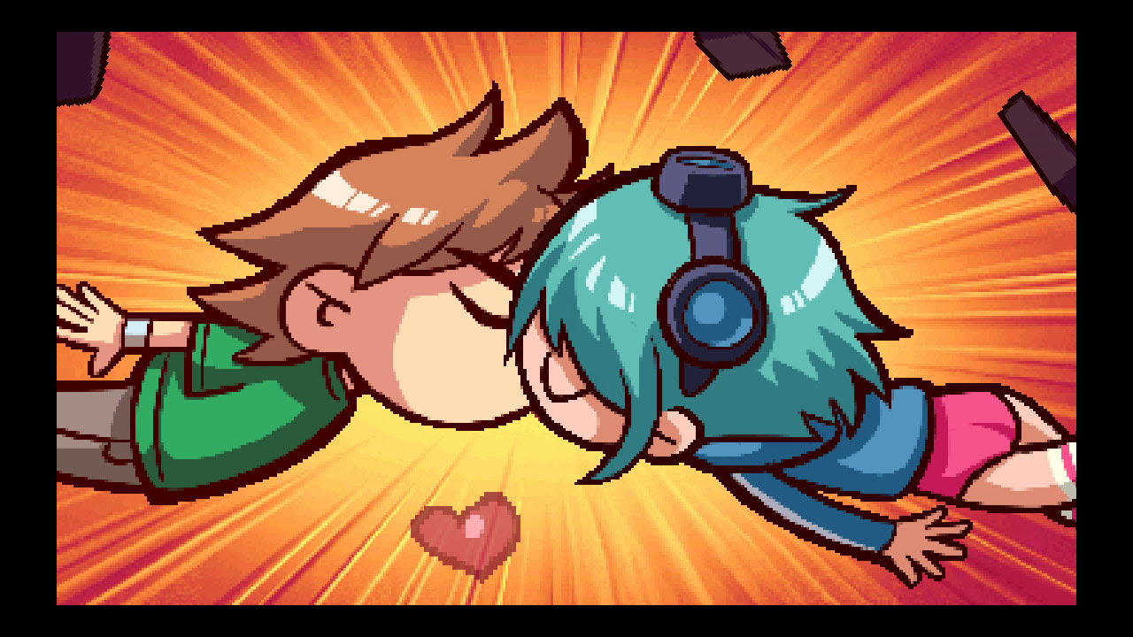 Review Scott Pilgrim Vs The World The Game Ps3 Caught Me Gaming