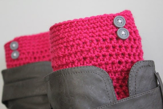 Hot pink boot cuffs,hot pink boot liners,hot pink boot toppers,fuscia boot cuffs,boot socks,rainboot liners,pink legwarmers,pink and grey
