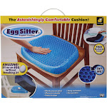 as Seen on TV Egg Sitter Gel Seat Cushion