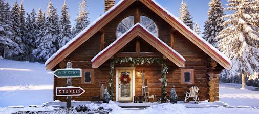 Santa Claus Cabin Zestimate Now At $764K