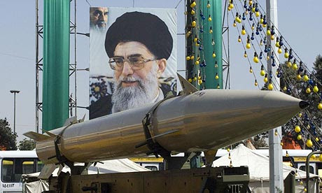 Iran Reveals New Ballistic Missile Facility
