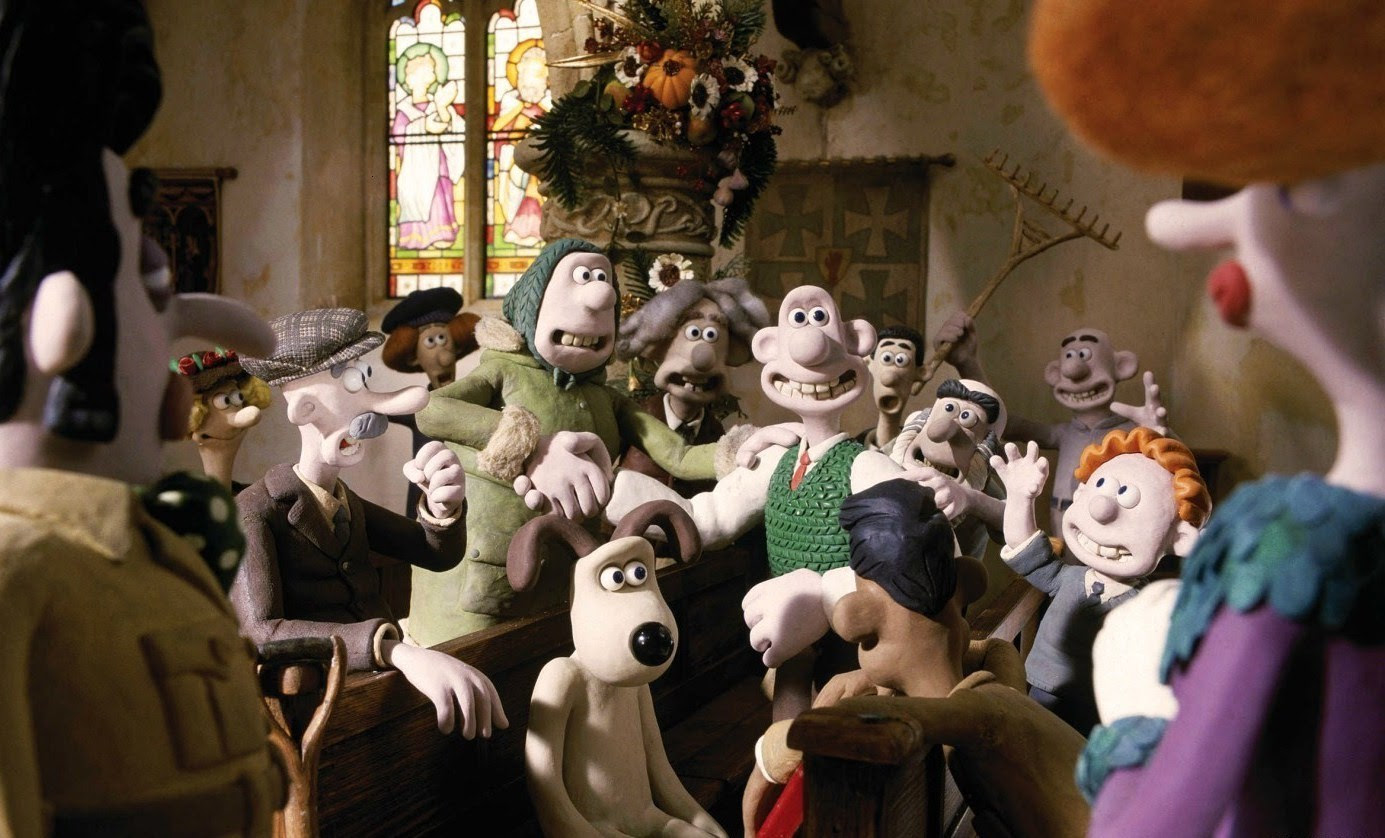 Wallace Gromit Wallace Gromit The Curse Of The Were