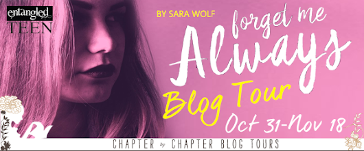 FORGET ME ALWAYS (The Lovely Vicious) by Sara Wolf - #Giveaway #CharacterInterview #ContemporaryRomance