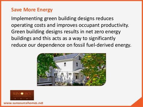 Cost effective Green Building Design and Construction