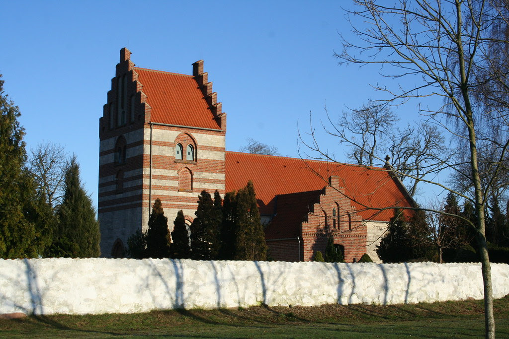 Gadstrup Church