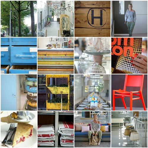 [piet hein eek] tour by wood & wool stool