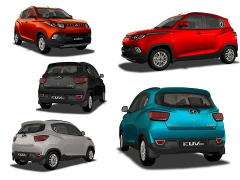 Mahindra KUV100 - ExShowroom And OnRoad Price - Bangalore Karnataka