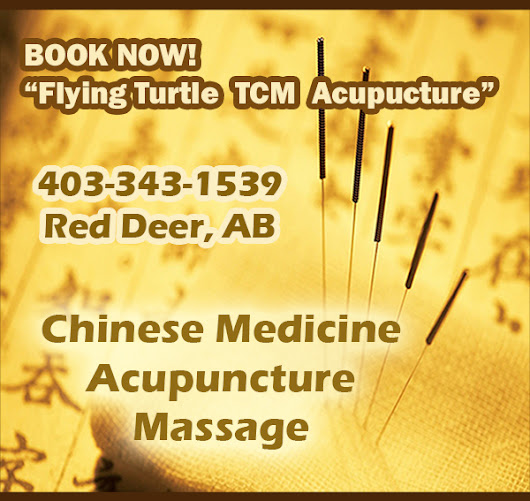 Home - Flying Turtle Acupuncture & Massage Red Deer