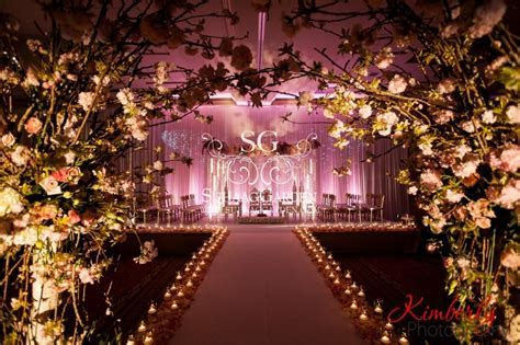 event decor, Cherry Blossom Event design, Florida wedding