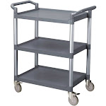 Excellante EJ3316 Utility Cart, Gray (Knock Down)